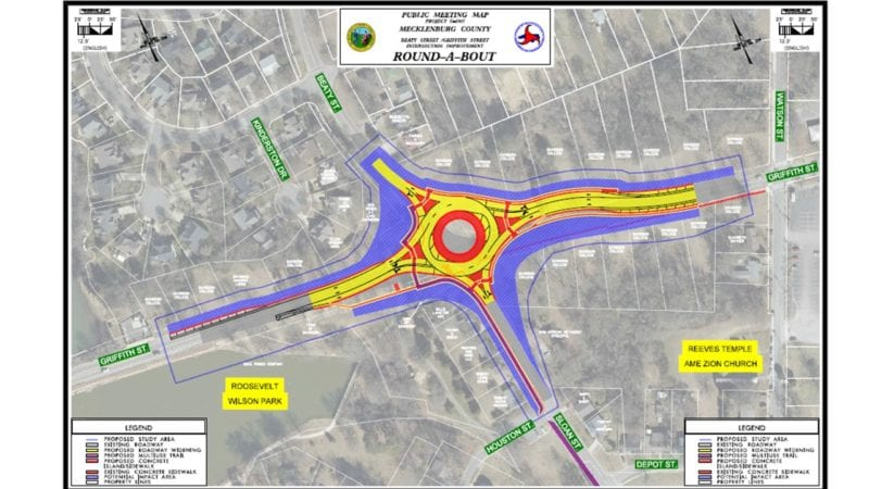 Nc Department Of Transportation To Hold Public Meeting News Of