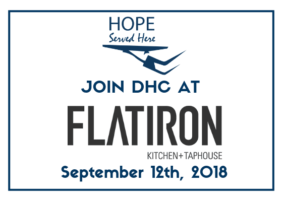 Flatiron Restaurant and Taphouse Sponsoring Hope Served Here | News ...