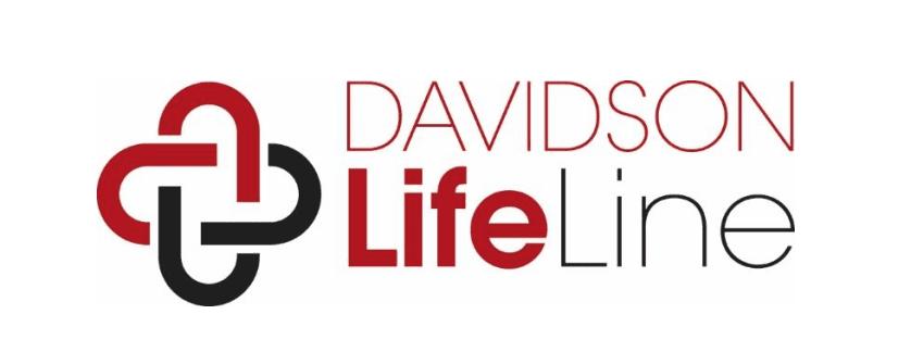 Davidson Lifeline logo