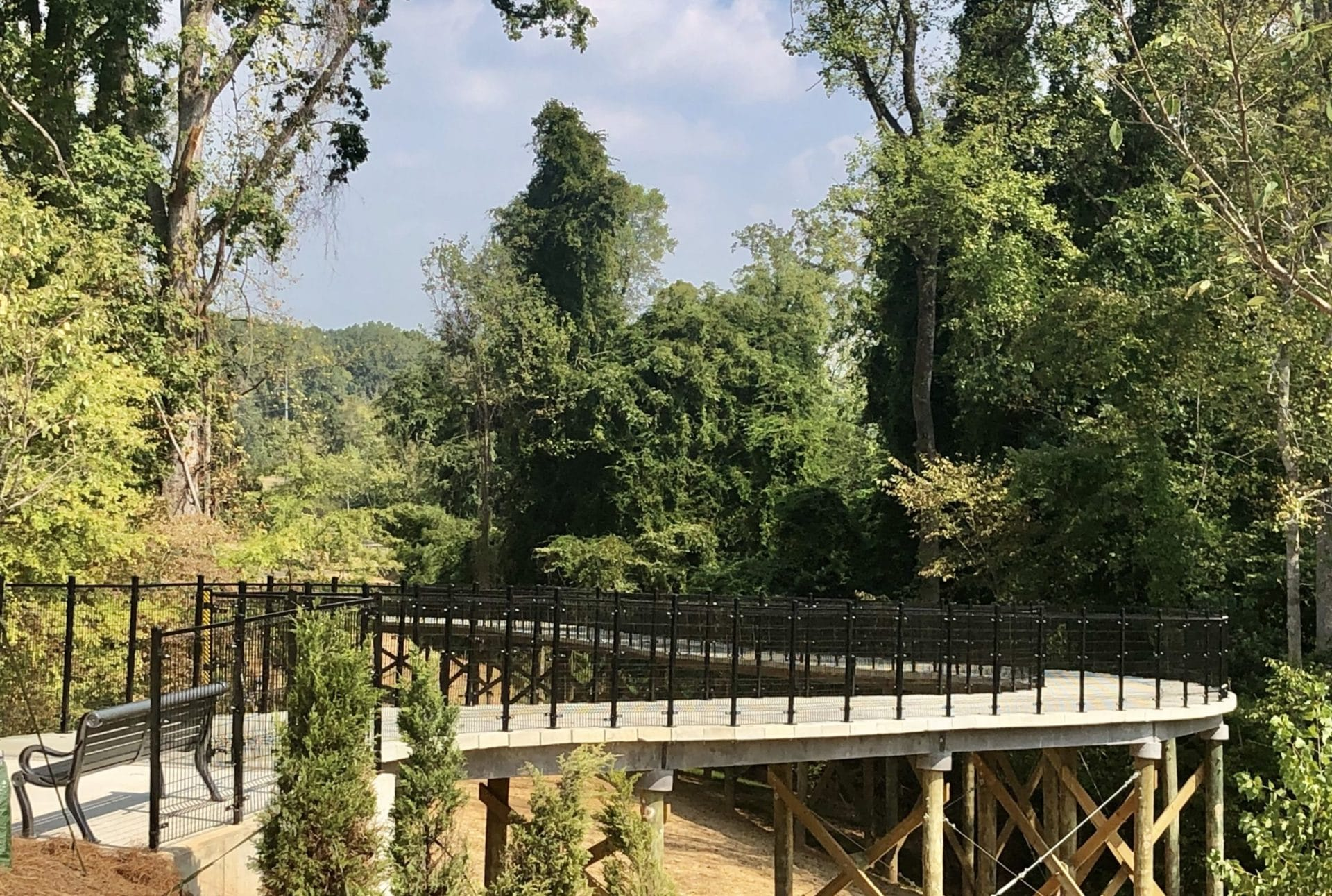 Antiquity greenway